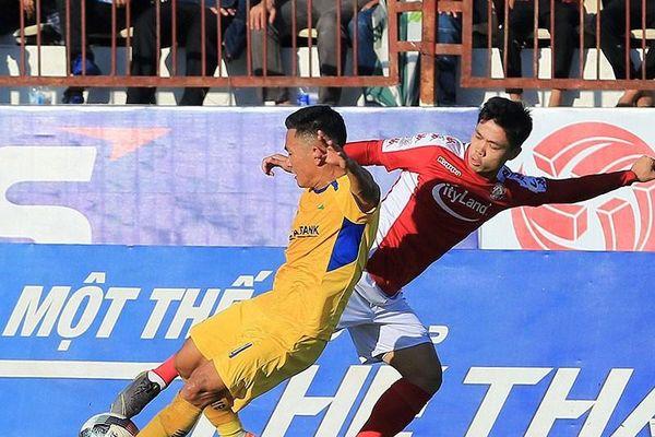 HA Gia Lai từng học bóng đá Sông Lam