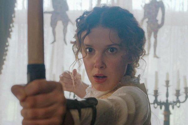 'Enola Holmes' - câu chuyện về cô em gái lém lỉnh của Sherlock Holmes
