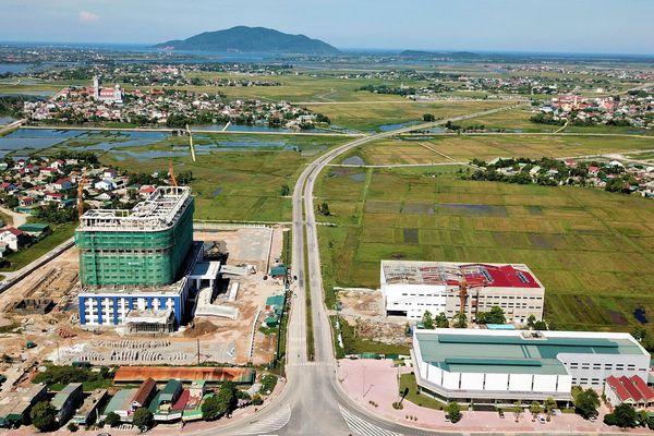 TP Hà Tĩnh sẽ có khu đô thị mới 710 tỷ