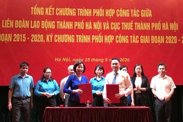 Hà Nội: Truy thu hơn 15,5 tỉ đồng kinh phí Công đoàn