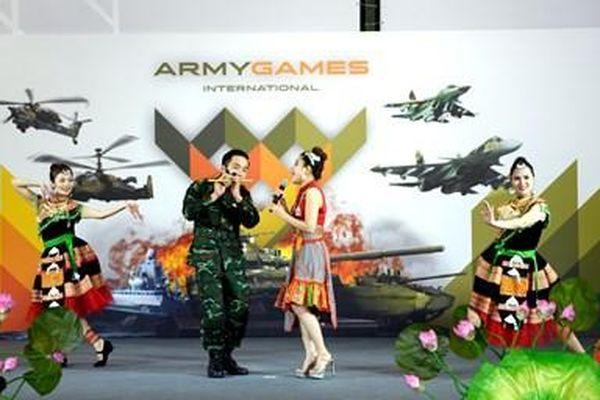 Tự hào văn hóa nghệ thuật quân đội trên đấu trường quốc tế