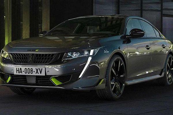 Chi tiết xe sang Peugeot 508 PSE 'uống' xăng ít hơn xe máy