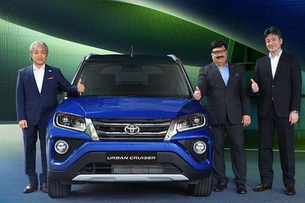 Toyota Urban Cruiser 2020, 'tiểu Fortuner' chỉ 263 triệu đồng