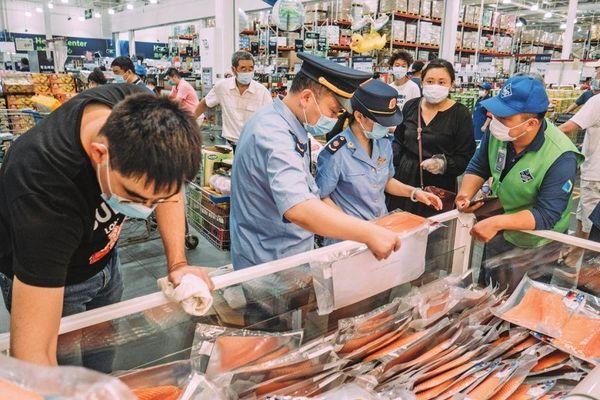 Lo ngại virus SARS-CoV-2, Trung Quốc từ chối nhập thủy sản từ Nga