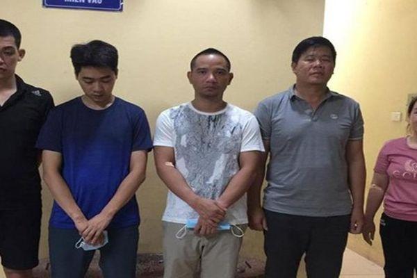 Hà Nội: Bắt giữ nhóm đối tượng tổ chức đánh bạc triệu đô qua mạng