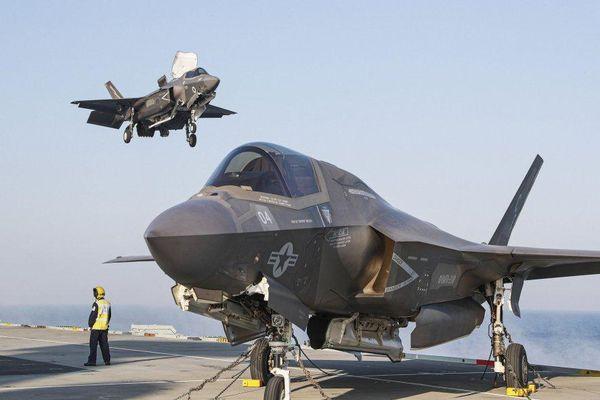 Lockheed Martin thực hiện 'cuộc thử nghiệm đặc biệt trên biển' của F-35
