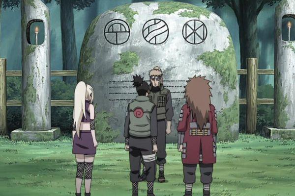Naruto: Top 10 gia tộc hùng mạnh nhất thế giới nhẫn giả (P.2)