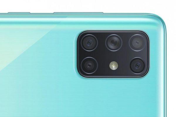 Samsung Galaxy A72 có tới 5 camera sau?
