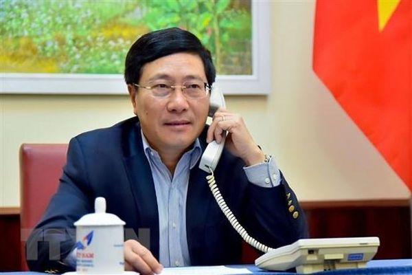Làm sâu sắc hơn quan hệ Đối tác chiến lược Việt Nam - Đức