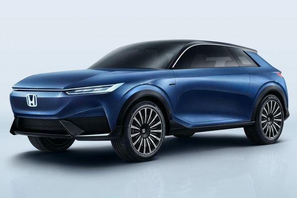 Honda giới thiệu concept SUV chạy điện hoàn toàn