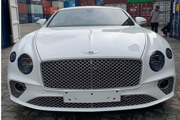 Bentley Continental GT V8 tiếp tục về Việt Nam, hơn 16 tỷ?