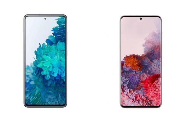 So sánh Samsung Galaxy S20 FE với Galaxy S20