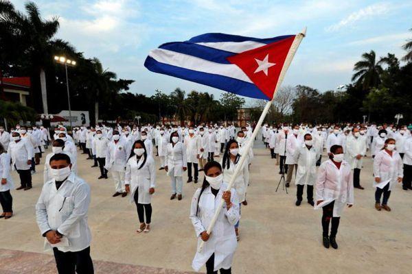 Đoàn y tế 'Henry Reeve' của Cuba được đề cử giải Nobel Hòa bình