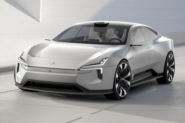 Polestar Precept sẵn sàng cạnh tranh với Tesla Model S