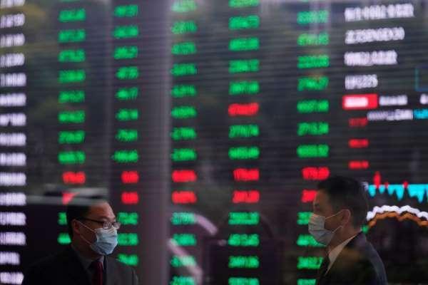 Cổ phiếu Trung Quốc dẫn đầu đà phục hồi trên thị trường chứng khoán châu Á