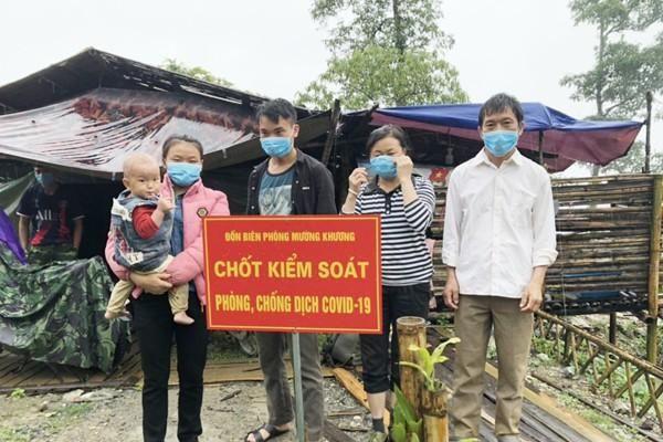 Lào Cai: Đồn Biên phòng phát hiện 9 công dân nhập cảnh trái phép
