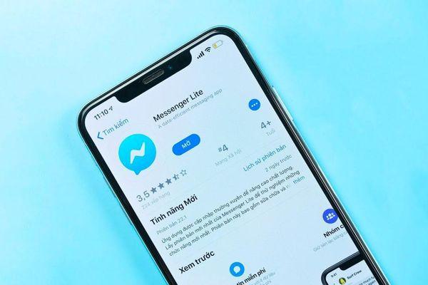 Messenger Lite sẽ dừng hoạt động từ 30/11 trên iOS