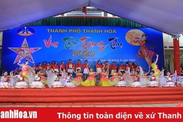 TP Thanh Hóa tổ chức chương trình 'Vui Tết Trung thu' cho các cháu thiếu nhi