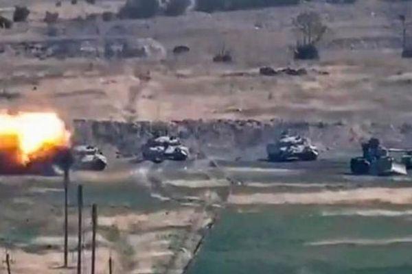 Quân đội Azerbaijan chịu tổn thất lớn trong hai ngày đối đầu với Armenia
