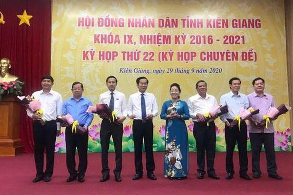 Kiên Giang có tân Phó Chủ tịch tỉnh 43 tuổi