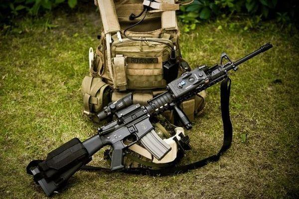 5 khẩu súng huyền thoại làm thay đổi trang bị vũ khí thế giới