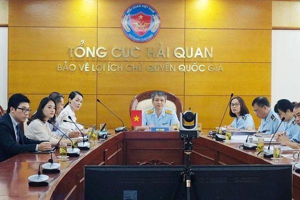 Hải quan Việt Nam và USABC thảo luận về thông quan hàng hóa thời dịch Covid-19