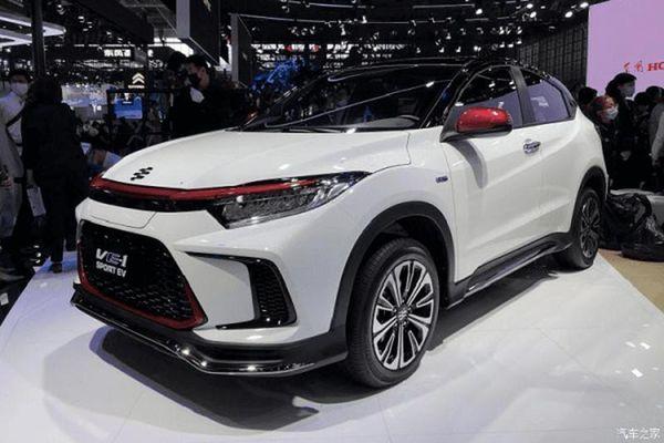 Xe điện Trung Quốc phong cách Honda HR-V từ 591 triệu đồng