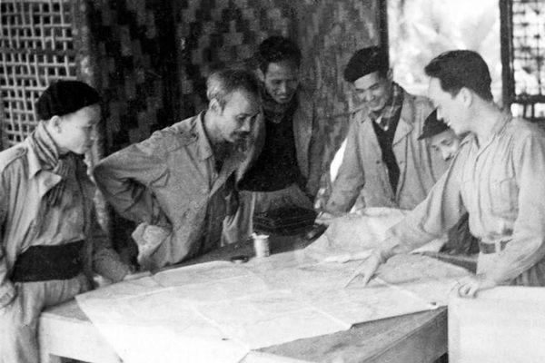Những hình ảnh quý về Chiến thắng biên giới Thu Đông 1950