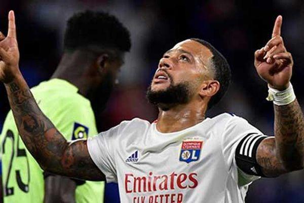 Lyon bất ngờ 'xuống nước', Barca sẽ có Depay chỉ với nửa giá