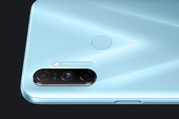 Smartphone Realme dùng chip S665, RAM 4 GB, pin 5.000 mAh, giá rẻ bất ngờ