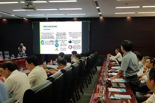 Đà Nẵng công bố kết quả năng lực cạnh tranh của các cơ quan nhà nước: Tất cả đều đạt mức Khá trở lên