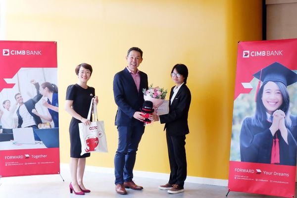 Bí kíp chinh phục học bổng toàn phần gần 1,65 tỷ VND từ Ngân hàng CIMB của sinh viên năm nhất Sài Gòn