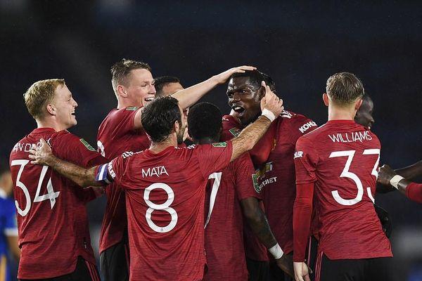Tái ngộ Brighton, Man United thắng lớn bằng đội hình 2