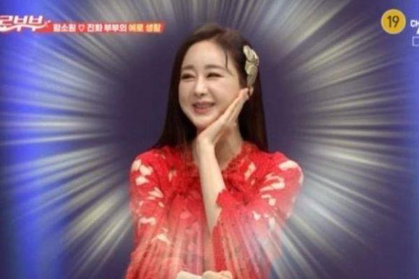 Sao Hàn Quốc kể chuyện 'phòng the' với chồng kém 18 tuổi trên truyền hình
