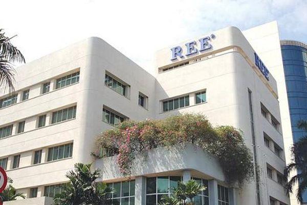 Cơ điện lạnh (REE) chuyển sở hữu mảng điện, nước và bất động sản về các công ty con