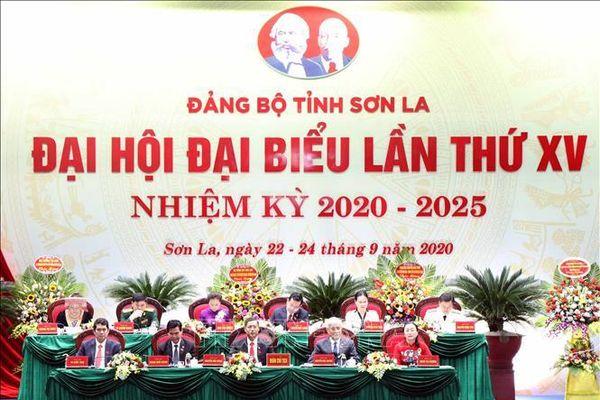 14 Đảng bộ tỉnh, thành phố và Đảng bộ trực thuộc Trung ương tổ chức thành công Đại hội nhiệm kỳ 2020-2025