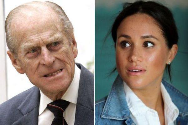 Hoàng thân Philip 'vô cùng thất vọng' về Meghan Markle