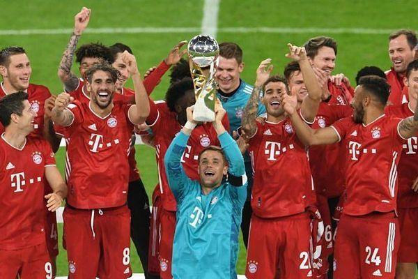 Bayern Munich đoạt Siêu Cup Đức