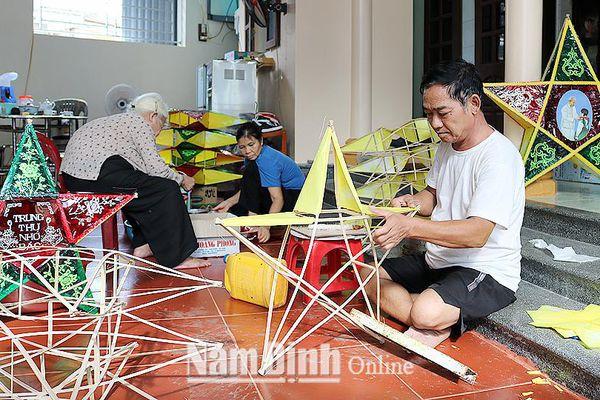 Nam Định: Gìn giữ, phát huy nét đẹp văn hóa truyền thống Tết Trung thu
