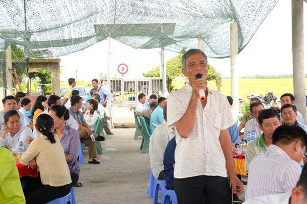 Đại biểu Quốc hội tiếp xúc cử tri các địa phương