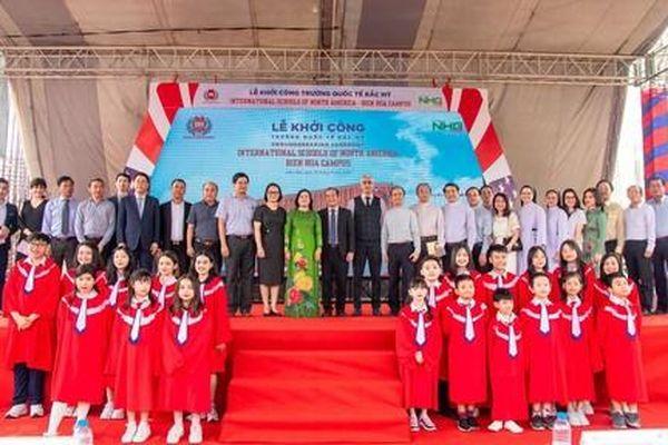 Thêm một ngôi trường quốc tế tại TP.Biên Hòa