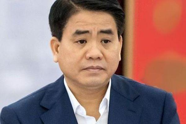 Sức khỏe ông Nguyễn Đức Chung 'bình thường trong điều kiện mới'
