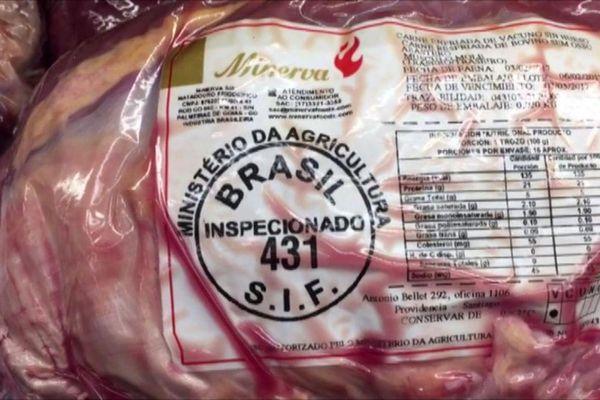 Trung Quốc dừng nhập khẩu từ nhà xuất khẩu thịt bò lớn nhất Brazil