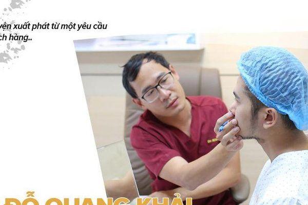 Bác sĩ phẫu thuật thẩm mỹ và câu chuyện mũi L- line thành xu thế