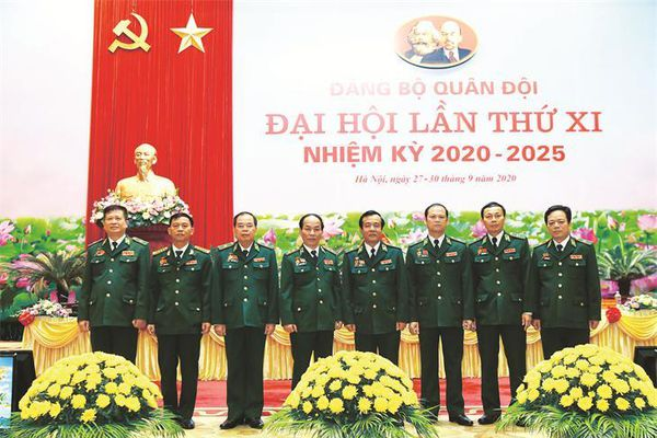 Sự kiện chính trị quan trọng đối với lực lượng vũ trang và nhân dân cả nước
