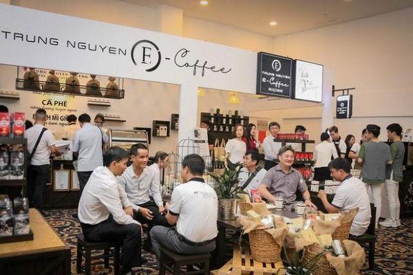 Trung Nguyên Legend tiếp tục là thương hiệu cà phê được yêu thích nhất
