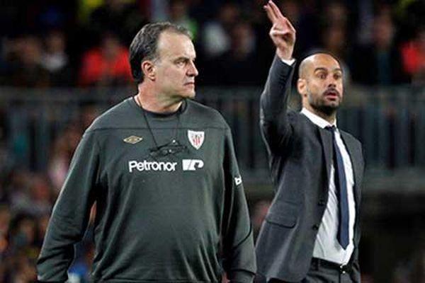 Bielsa: 'Pep Guardiola đã gây nhiều tổn hại cho bóng đá'