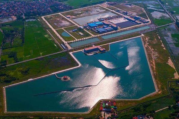 Nhà máy nước mặt sông Đuống bị C03 'tuýt còi': Tâm tư Shark Liên ra sao?