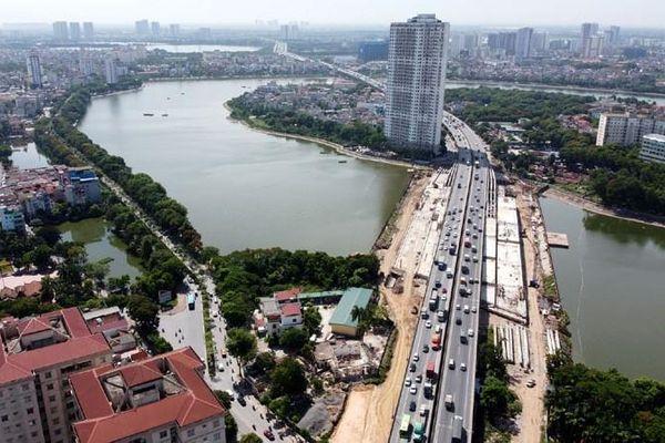 Hàng loạt công trình giao thông lớn của Hà Nội đã kịp về đích