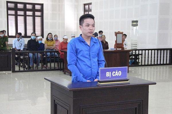 Một tử tù: 'Xin mẹ thay con nuôi cu Bon nên người'